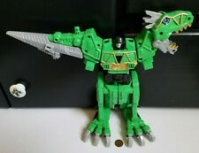 Power Rangers Dino Super Charge LIMITED Edition GREEN DINO CHARGE MEGAZORD 2014