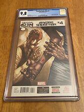 Amazing Spider-man #4 CGC 9.8 1st Appearance Of Silk Marvel Comic