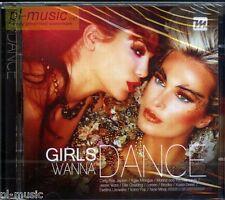 = GIRLS WANNA DANCE  / 2 CD sealed from Poland