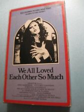 * 1974 We All Loved Each Other So Much ( Beta ) Stefania Sandrelli- RARE OOP