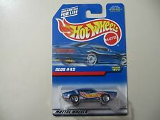 Hot Wheels: 1997, Olds 442, Brand New and Sealed