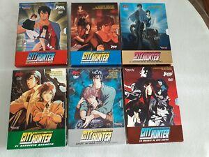 City Hunter DVD Completa Jonu Serie Descataloga Anime Español Japones 1 - 6