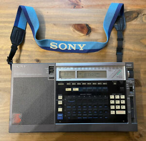 Sony ICF-2001D Weltempfänger World Band Receiver