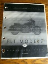 New Listing1999 Harley-Davidson Flt Road King Parts Catalog Electra Glide Manual (Fits: Harley-Davidson)
