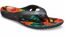 Crocs Womens' Kadee II Printed Floral Flip