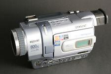 Sony DCR-TRV239E Digital8 Camcorder inkl. Equipment; gebraucht