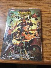 MARVEL ZOMBIES DESTROY! - Marvel HC Oversize Hardcover Graphic Novel - NEW