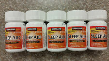Kirkland Sleep Aid Doxylamine Succinate 25 mg 480 Tablets Sleeping Pills generic