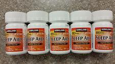 Kirkland Sleep Aid Doxylamine Succinate 25 mg 480 Tablets Sleeping Pills generic