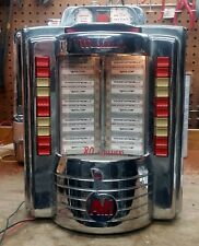 AMI WALLBOX JUKEBOX MODEL W-80 RESTORED - STOCK # 5618