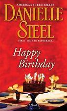 Happy Birthday by Danielle Steel (2012, Paperback) Novel