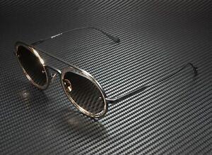 GIORGIO ARMANI AR6085 300113 46 Black Bronze Brown Grad 46 mm Men's Sunglasses