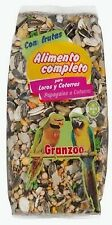 Complete food for parrots and parakeets Granzoo *FREE SHIPPING WORLDWIDE*