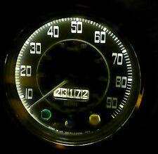 ROVER P5 P6 2000 Led E10 mes Cruscotto strumento originale bianco caldo