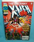 Uncanny X-Men #333 Comic by Marvel Comics Original Series Very Fine