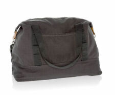 New Thirty one Retro Metro Weekender travel Duffel bag 31 gift in City Charcoal