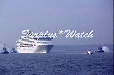 35mm Original Slide Ocean Liner Cruise Ship Oceana Calshot  G63
