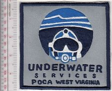 SCUBA Hard Hat Diving West Virginia Underwater Services Poca, WV