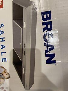 "Broan Sahale 30"" Range Hood - Stainless Steel"