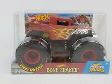 Hot Wheels Monster Trucks Bone Shaker 1/24 New