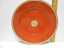 "Fitz & Floyd Medaillon  D'Or  Dinner Plate 10"""