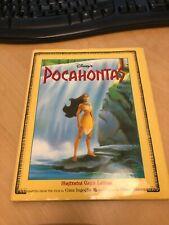 Disney Illustrated Classics Set.: Pocahontas by Gina Ingoglia