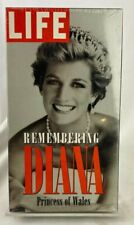 Remembering Diana Princess of Wales (VHS 1997) Life Magazine - Documentary