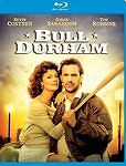 Bull Durham (Blu-ray Disc, 2011, Canadian) DISC IS MINT