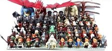 LORD RING HOBBIT MINIFIGURES CUSTOM tipo LEGO SIGNORE ANELLI TOLKIEN NEW