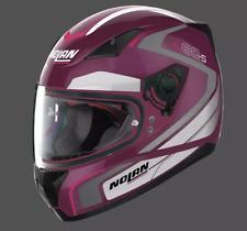 Nolan N60-5 Practice (25) Fuchsia kiss Women Ladies Full Face Motorcycle Helmet
