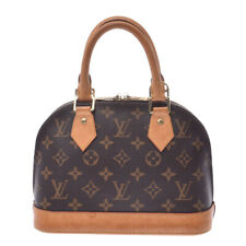 LOUIS VUITTON Monogram Alma BB Brown M53152 bags 800000080722000