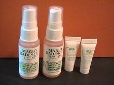 Mario Badescu- Facial Spray & Origins- Checks and Balances Face - 4 New Samples