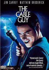Cable Guy 0043396824294 With Ben Stiller DVD Region 1