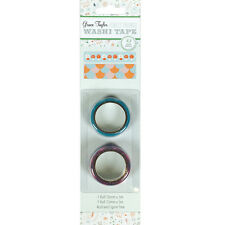 Grace Taylor 'Forest Friends' Washi Cinta 2 Pack