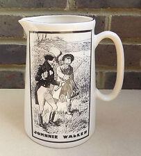 Very Large Johnnie Walker Advertising Jug - 5 Pints