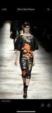 Dries van noten dress Iconic Runway Dress