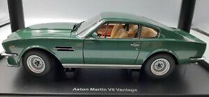 Aston Martin V8 Vantage 1985 (Forest Green) - 1:18 - AUTOart.- 70224 -    NEW!!!