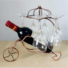 Barware Accessories Wine Bottle Storage Holder Rack Bottle Display Stand Bracket