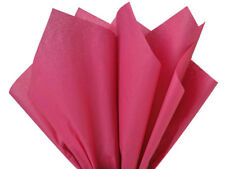 Cerise Tissue Paper 960 Sheets 15x20 Weddings Holiday Crafts Poms Bag Gift Wrap