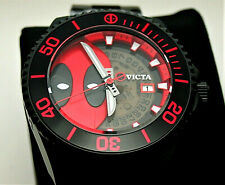 Invicta Marvel Deadpool Dial LE Mens Automatic 47 mm Watch 27153 # 1420 / 3000