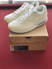 Nike Air Maxim 1 APC SP Max Summit White Gum Cream 2013 607541-110 Size 9.5