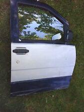 R&L Front Door/glass 86 87 - 91 92 93 94 Ford Aerostar XL Silver ALL POWER