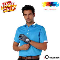 Golf Glove Men 1 Pc Rain Hot Wet All Weather S M L ML XL Black Gray Green LH RH