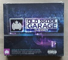 NEW SEALED CD - Ministry of Sound - Back to The Old Skool Garage Classics (2012)