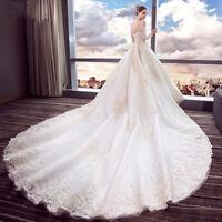 Luxux Langarm Brautkleid Hochzeitskleid Kleid Braut von Babycat collection BC801