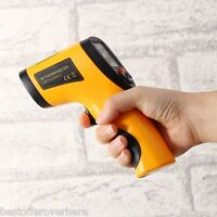 Non-contact IR Gun Style Infrared Digital Temperature Thermometer BEST