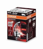 H4 24V 75/70W P43t TRUCKSTAR PRO +100% mehr Licht Faltschachtel OSRAM