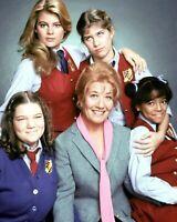 Facts Of Life Cast Lisa Whelchel Nancy McKeon Kim Fields  8x10 Glossy Photo