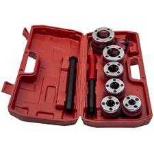 Ratchet Pipe Thread Threader Die Handle Tube Lengthening Bar Tool Kit 3/4'