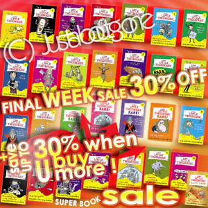 SALE 30% OFF COLES LITTLE TREEHOUSE BOOKS RARES COLLECTABLES COMPLETE a FULL SET